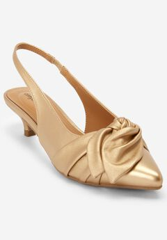 The Tia Slingback by Comfortview®,