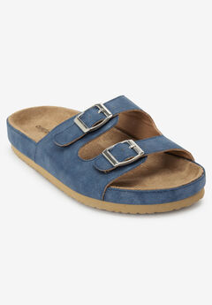 The Maxi Footbed Sandal by Comfortview®,