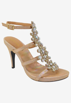 2c7360351 Wide Width Women's Dress Sandals | Jessica London