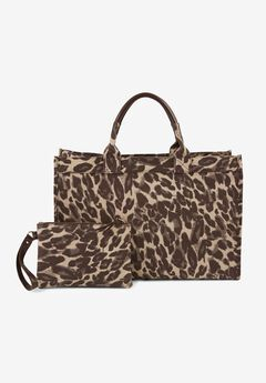 Two-Piece Tote Bag,