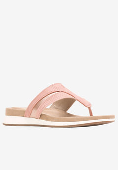 Pepper Toepost Sandal by Hush Puppies®,