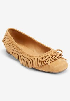 The Camryn Flat , TAN