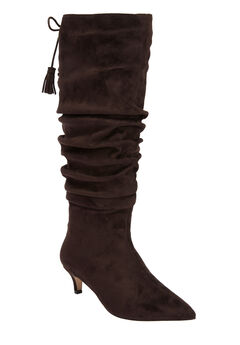 The Odette Wide Calf Boot by Comfortview®,