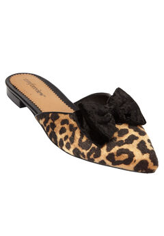 The Katie Mule by Comfortview®, LEOPARD