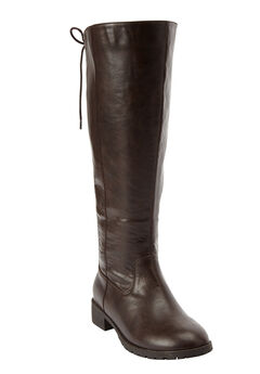 Charleston Wide Calf Boot by Comfortview®,