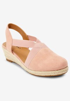 The Elodie Espadrille by Comfortview®,