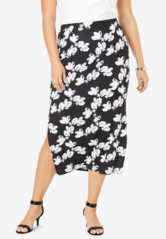 Ultra Smooth Pencil Skirt,