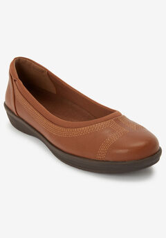The Windsor Flat by Comfortview®, COGNAC