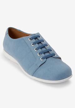 The Lumi Flat by Comfortview®, DENIM