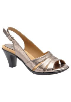 Neima Leather Sling Back Pump by Softspots®,