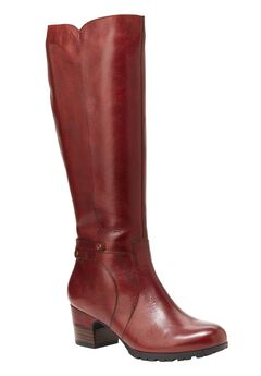 Chai Wide Calf Boots by Jambu®,