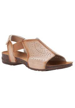 Feya Flat Sandal by Prophet,