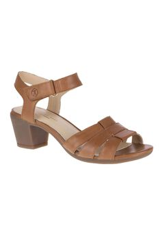 Masseter Quarter Strap Sandals by Hush Puppies®,