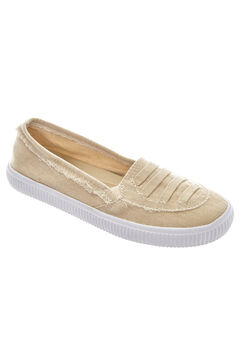 The Analia Slip-On by Comfortview®, NATURAL