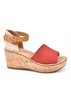 Sarabella Wedge Sandal ,