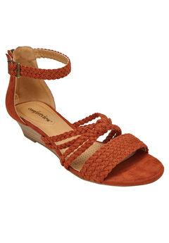 Velda Sandals by Comfortview®, COPPER