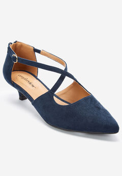 The Dawn Pump by Comfortview®, NAVY
