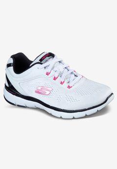 Skechers® Flex Appeal 3.0 Steady Move Sneaker,