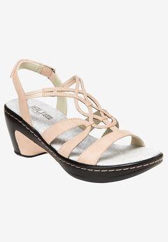 Gigi Wedge Sandal by JBU by Jambu®,
