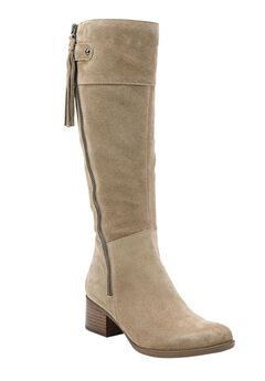 Demi Wide Calf Boots by Naturalizer®,