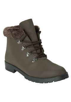6ed0455015aa The Vylon Hiker All-Weather Bootie by Comfortview®