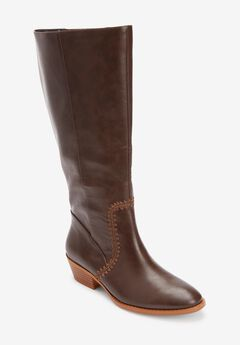 The Rio Wide Calf Boot by Comfortview®,
