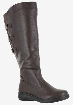Presley Plus Wide Calf Boot by Easy Street,