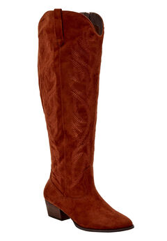b4701b2e450 The Isabella Wide Calf Boot by Comfortview®