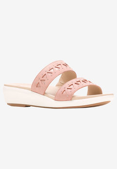 Lyricale 2 Band Sandal by Hush Puppies®,