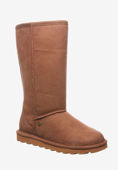 Elle Tall Vegan Bootie by BEARPAW®,