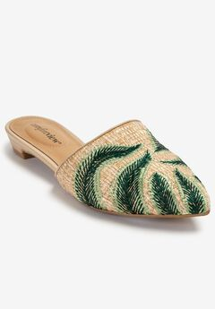 The Marley Mule by Comfortview®,