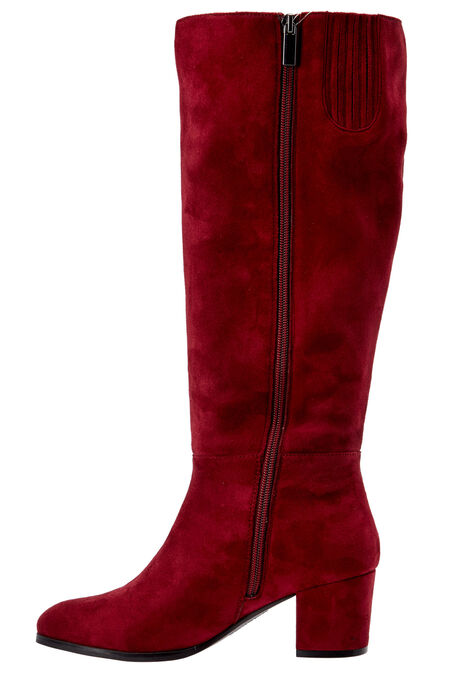 58964ece69c The Daniela Wide Calf Boot by Comfortview®