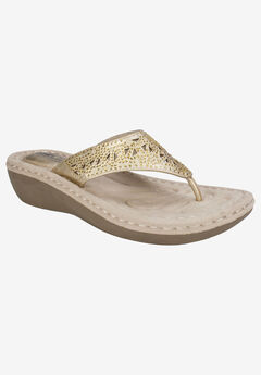 Carlotta Sandal by Cliffs by White Mountain,