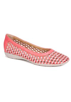 Faylie Soft Leather Flat ,