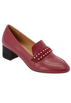 The Dallas Pump by Comfortview®, RICH BURGUNDY