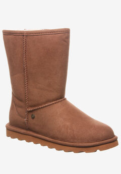 Elle Short Vegan Bootie by BEARPAW®,