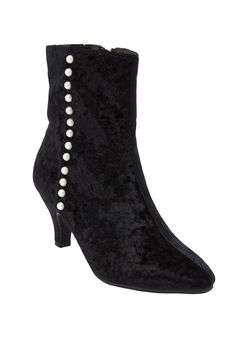 The Larsa Bootie by Comfortview®,