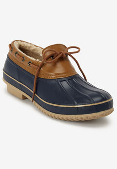 The Storm Waterproof Slip-On , NAVY