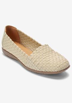 82f571ba0cb2 Wide Width Women s Flats   Slip-Ons
