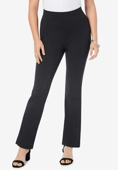 Essential Stretch Yoga Pant, HEATHER CHARCOAL