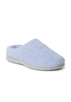 Brooklyn Textured Terry Clog Slippers,