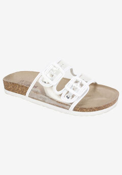 Hilda Sandal by White Mountain,