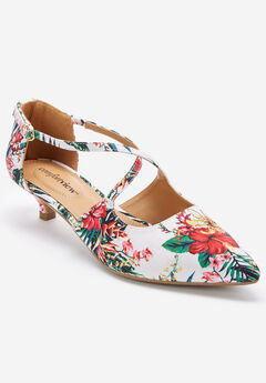 The Dawn Pump by Comfortview®, TROPICAL FLORAL