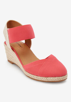 The Abra Espadrille , SOFT GERANIUM