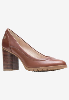 Spaniel Pump by Hush Puppies,