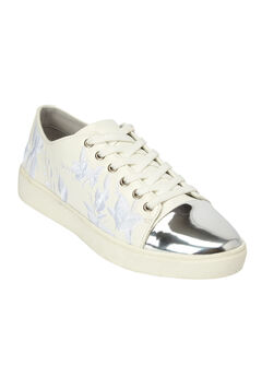 The Jayla Sneaker by Comfortview®, WHITE