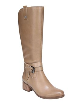 Dev Wide Calf Boots by Naturalizer®,