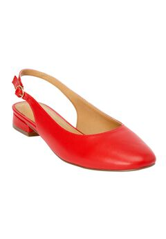 The Florence Slingback Pump by Comfortview®,