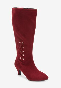 The Karter Wide Calf Boot ,