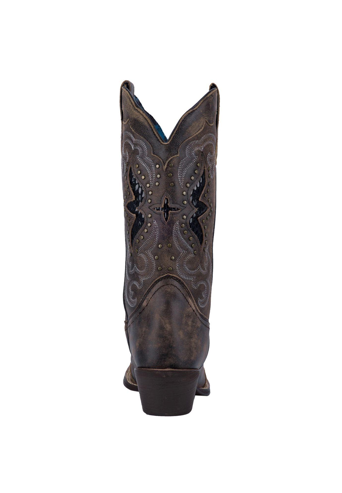 Lucretia Wide Calf Boots by Laredo